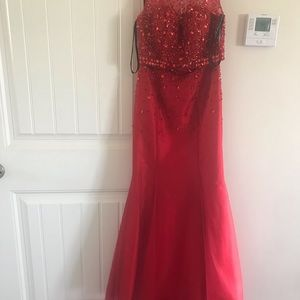 Milano formal prom gown